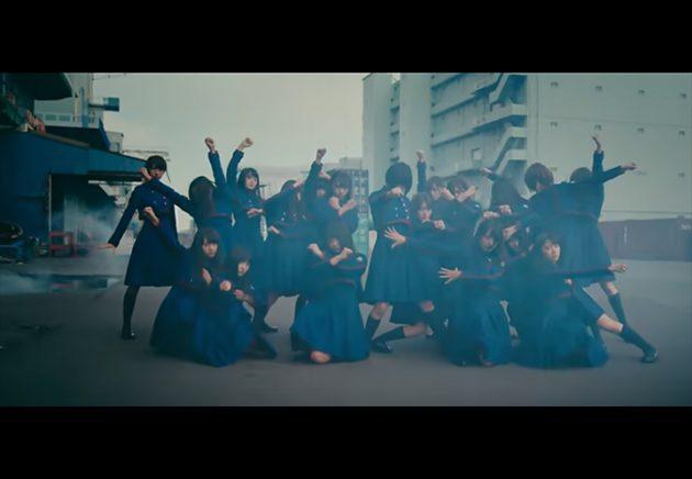 紅白 動画 欅 46 坂 不協和音